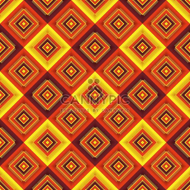 Vector abstract background with colorful geometric pattern - Free vector #126198