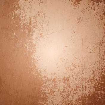 Vector grunge brown background - vector gratuit #127408
