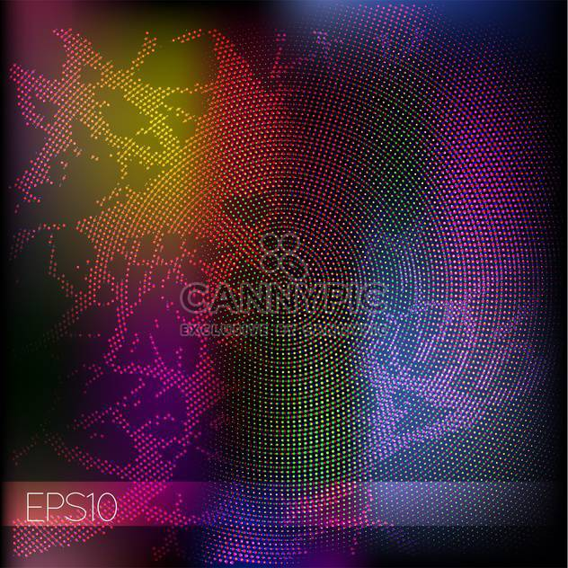Vektor abstrakt farbigen Hintergrund - Kostenloses vector #127808