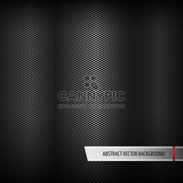Abstract metal black color background - Free vector #127948