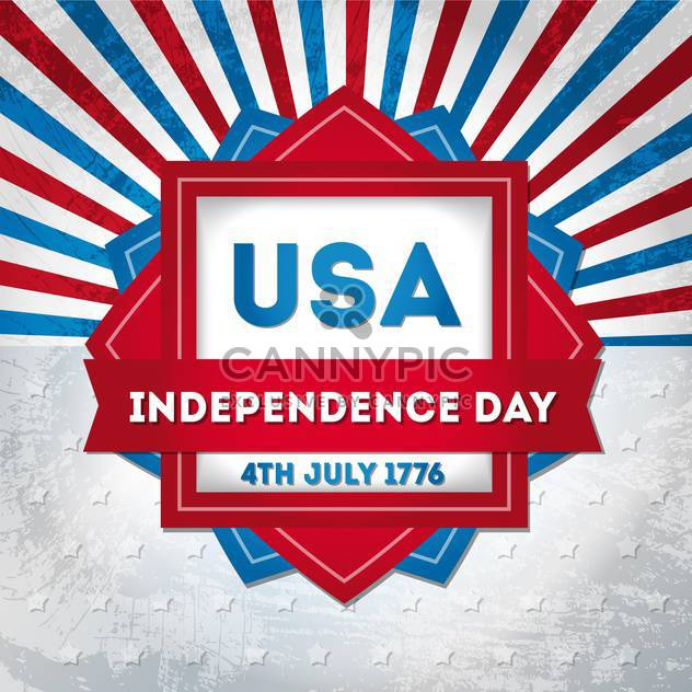usa independence day symbols - Free vector #134508