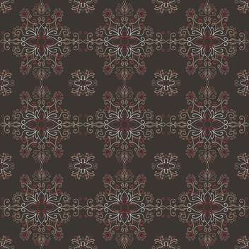 Vector colorful vintage art dark background - vector #127218 gratis