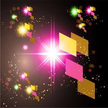 Abstract holiday vector background - vector gratuit #128618