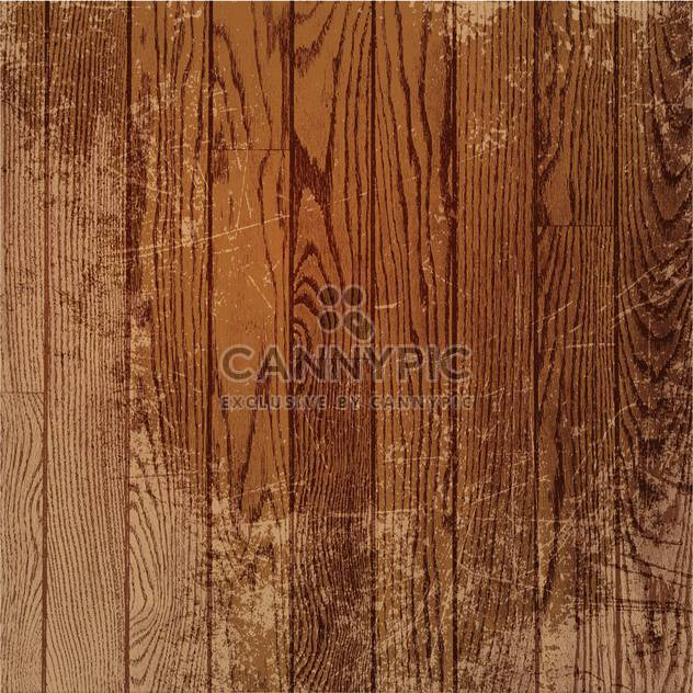 Wood texture vector background - Free vector #131848