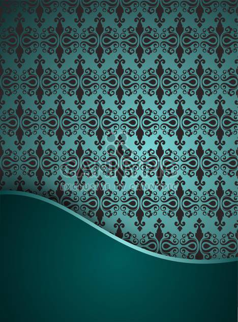 Vintage seamless pattern in arabian style - Free vector #132138