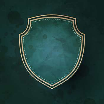 Design of shield icon vector illustration - Free vector #133248