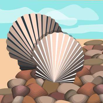 summer holiday vector background - Free vector #134098